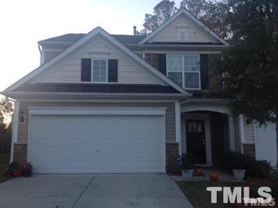 Morrisville Rental For Rent: 1512 Corwith Drive