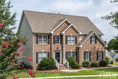 Wake Forest Single Family Home For Sale: 6417 Ridgemount Street