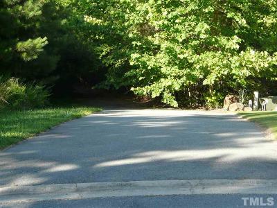 Chatham County Residential Lots & Land For Sale: 208 Bur Oak Court