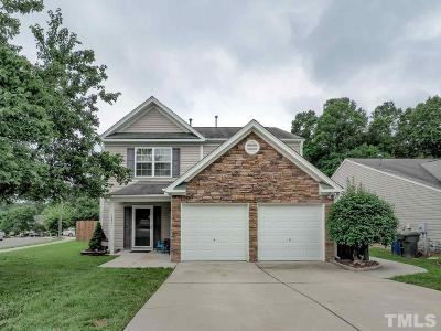 Durham Single Family Home For Sale: 12401 N Exeter Way