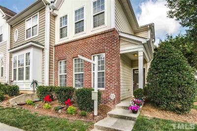 Raleigh Townhouse Contingent: 5302 Silver Moon Lane