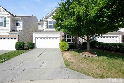 Cary Townhouse For Sale: 426 Hilltop View Street
