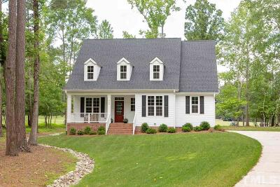 Durham Single Family Home For Sale: 444 Continental Drive