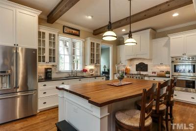 Raleigh Single Family Home For Sale: 11108 Honeycutt Road