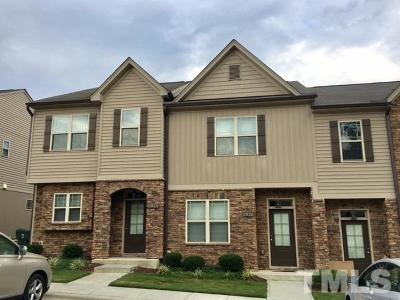 Raleigh Rental For Rent: 3934 Amelia Park Drive