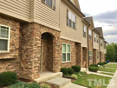 Raleigh Rental For Rent: 3942 Amelia Park Drive
