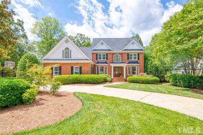 Cary Single Family Home For Sale: 302 Pond Bluff Way