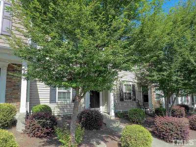 Durham Townhouse For Sale: 3232 Ivey Wood Lane