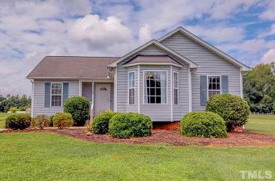 Timberlake Single Family Home For Sale: 1130 Willie Gray Road