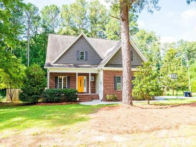 Sanford NC Single Family Home For Sale: $275,000