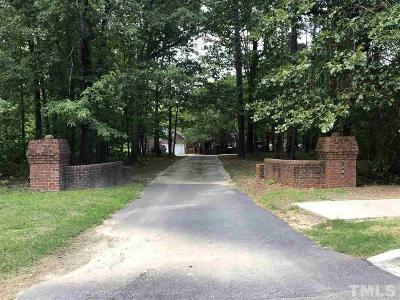 Single Family Home For Sale: 7809 Stephenson Road