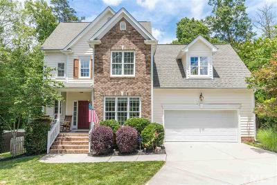 Wake Forest Single Family Home For Sale: 732 Bennett Ridge Court