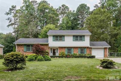 Cary Single Family Home For Sale: 1315 Doylin Drive