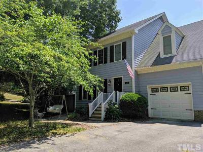 Wake Forest Single Family Home For Sale: 622 Tyler Run Drive