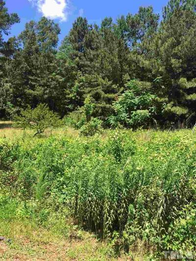 Residential Lots & Land For Sale: 9412 Baileywick Road