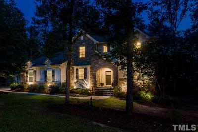 Raleigh Single Family Home Contingent: 4836 Inwood Road