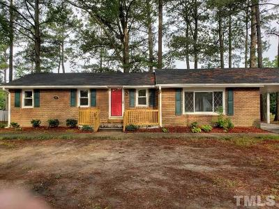 Zebulon Single Family Home For Sale: 653 Richardson Road