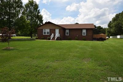 Johnston County Rental For Rent: 3136 N Shiloh Road