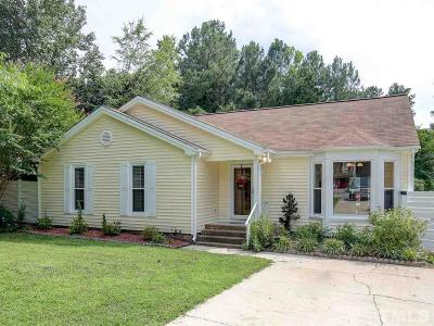 Raleigh Single Family Home For Sale: 2205 Dobbin Place