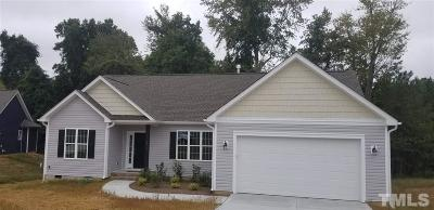 Granville County Single Family Home For Sale: 321 Keeneland Drive