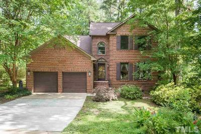 Durham County Single Family Home For Sale: 5504 Bakers Mill