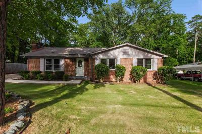 Durham Single Family Home For Sale: 4603 Blanchard Road