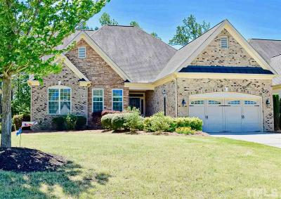 Pittsboro Single Family Home For Sale: 135 Autumn Chase
