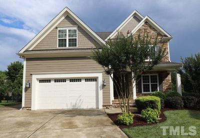 Raleigh Single Family Home For Sale: 8508 Wynhurst Court
