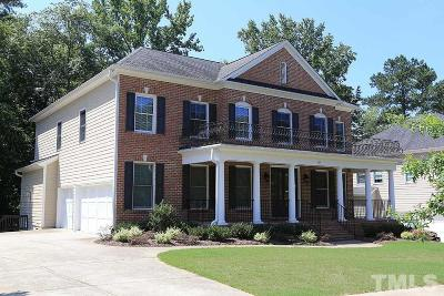 Holly Springs Single Family Home For Sale: 107 Aspenridge Drive