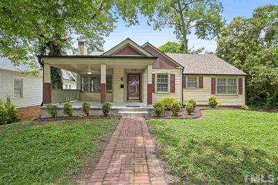 Sanford NC Single Family Home For Sale: $195,000