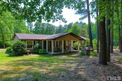 Apex Single Family Home For Sale: 7737 Secluded Acres Road
