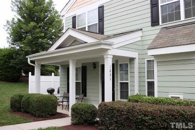 Wake Forest Townhouse For Sale: 1231 Legacy Greene Avenue