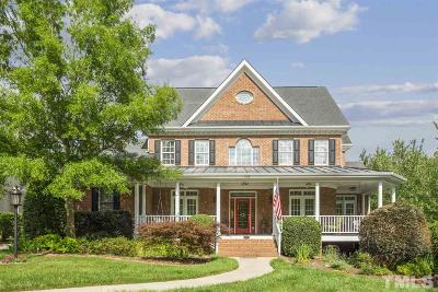 Chapel Hill Single Family Home For Sale: 1142 The Preserve Trail