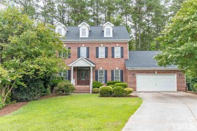 Cary Single Family Home For Sale: 306 Breckenwood Drive
