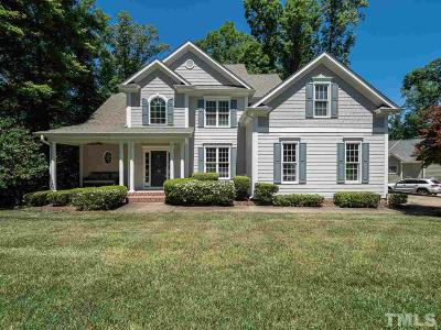 Raleigh Single Family Home For Sale: 4012 High Mountain Drive