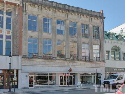 Durham Condo For Sale: 109 W Main Street #204