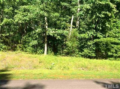 Granville County Residential Lots & Land For Sale: 9973 Lakeside Terrace