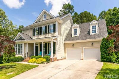Durham Single Family Home For Sale: 2712 Montcastle Court