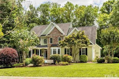 Holly Springs Single Family Home For Sale: 205 Sunset Grove Drive