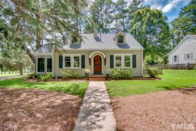 Single Family Home Contingent: 2500 Indian Trail