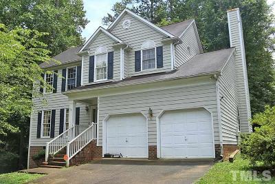 Durham Single Family Home For Sale: 3012 Elk Ridge