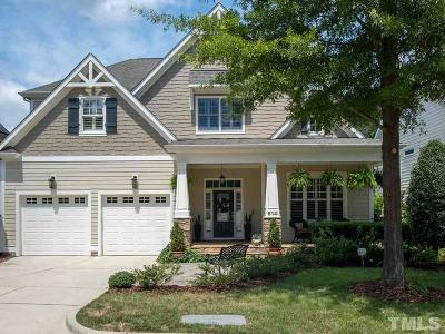 Cary Single Family Home Contingent: 514 Buxton Grant Drive