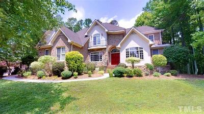 Raleigh Single Family Home For Sale: 6001 Greenevers Drive