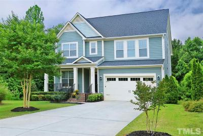 Chapel Hill Single Family Home For Sale: 103 Avas Loop