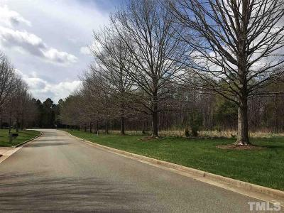 Chapel Hill NC Residential Lots & Land For Sale: $250,000