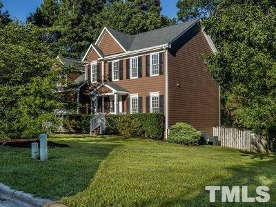 Cary Single Family Home For Sale: 302 Chatsworth Street