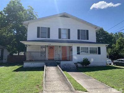 Durham County Multi Family Home For Sale: 1509 Fayetteville Street