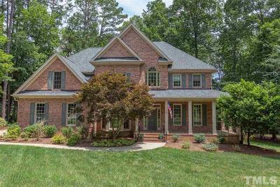 Chapel Hill Single Family Home For Sale: 302 Wyndham Drive