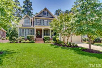 Chapel Hill Single Family Home For Sale: 308 Oxfordshire Lane