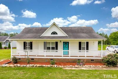 Johnston County Single Family Home For Sale: 134 Little River Drive
